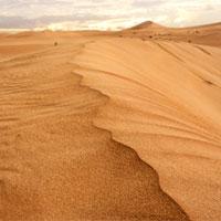 Video: Bí ẩn hố phun bão cát cao vài chục mét giữa sa mạc