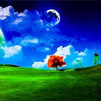 Khí CO2 khiến Trái Đất có màu xanh