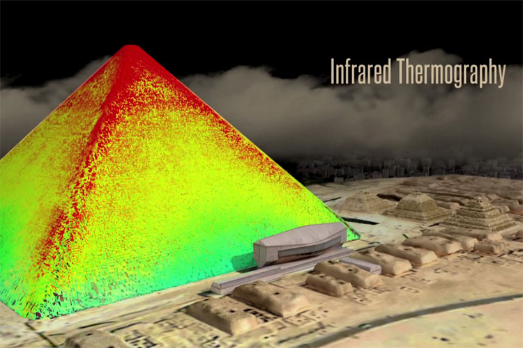 Giải mã kim tự tháp Ai Cập luôn là mục tiêu nhắm tới của các nhà khảo cổ học.
