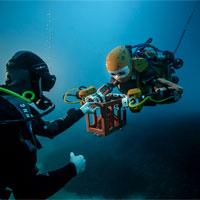 OceanOne - Robot thợ lặn hình người của các nhà nghiên cứu Đại học Stanford