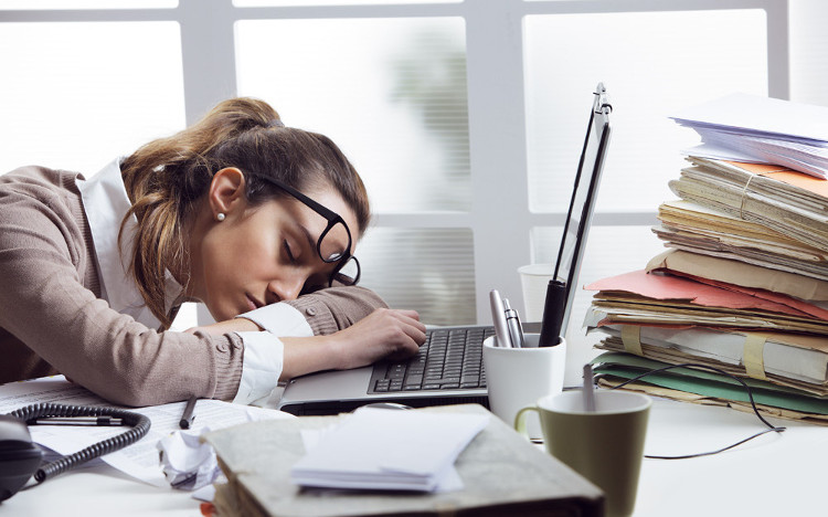 Bất cứ gián đoạn nào về giấc ngủ cũng đẩy bạn đi chệch khỏi quỹ đạo.