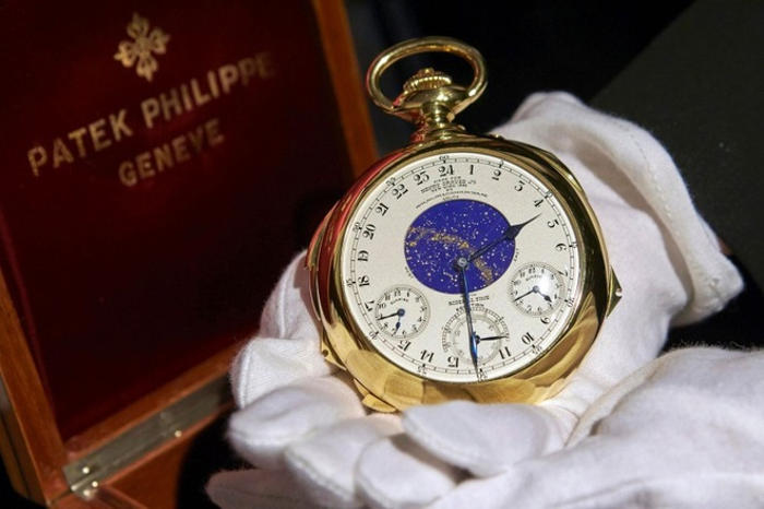 Đồng hồ Patek Philippe Henry Graves Supercomplication