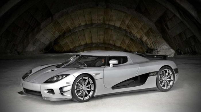 Ôtô Koenigsegg CCXR Trevita của Floyd Mayweather