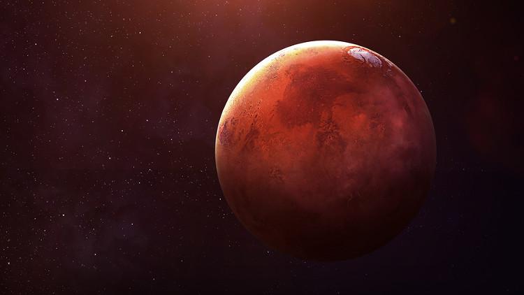 Các nhà khoa học NASA quan sát và đo đạc lượng nguyên tử oxy trên sao Hỏa.