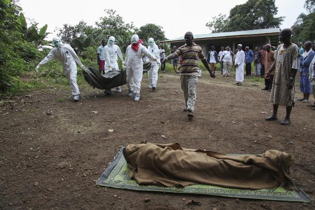 Bà Vanga đã tiên đoán chính xác về đại dịch Ebola năm 2014.