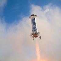 Video: Xem tên lửa New Shepard hạ cánh về Trái đất