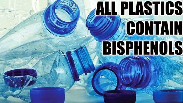 Các chai nhựa đều chứa một chất hóa học độc hại mang tên BPA.