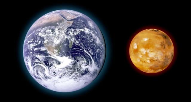 Sao Hỏa cực kỳ lạnh, nhiệt độ trung bình là âm 81 độ F (khoảng âm 62,7 độ C).