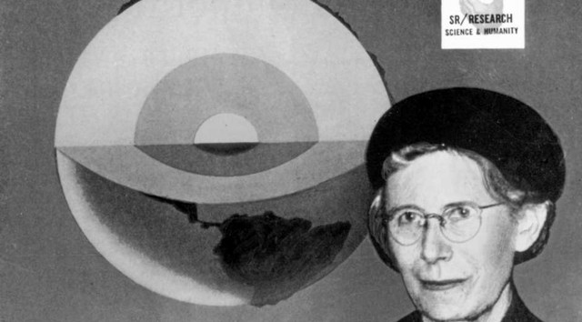 Inge Lehmann (13/5/1888 – 21/2/1993)