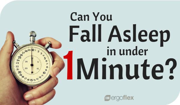 Bài tập này sẽ giúp bạn chìm vào giấc ngủ cực nhanh.