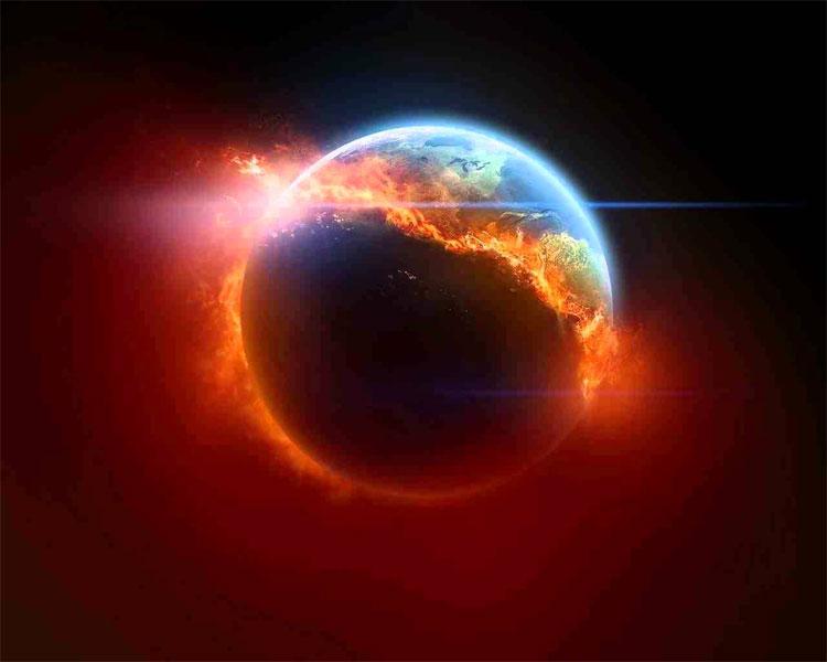 5 tỷ năm nửa, Mặt Trời sẽ đủ lớn để nuốt chửng Trái Đất.