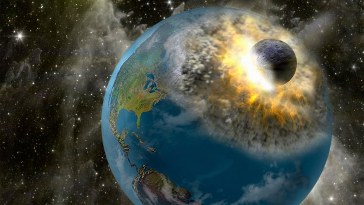 Có nhiều mảnh vụ trong không gian va chạm với Trái Đất mỗi ngày.