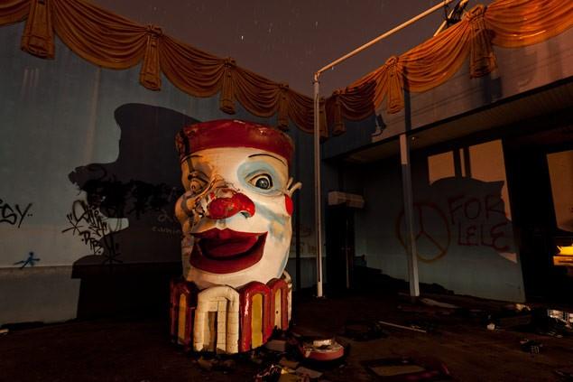 Công viên Six Flags New Orleans, Louisiana, Mỹ