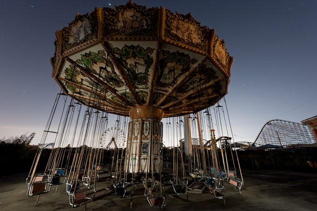 Công viên này mở cửa đón khách từ năm 2000 và đóng cửa năm 2005 do cơn bão Katrina.