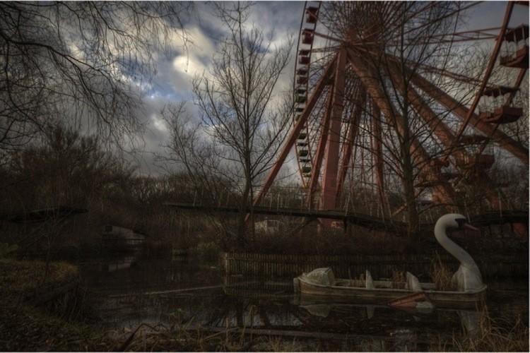 Công viên Spreepark, Berlin, Đức