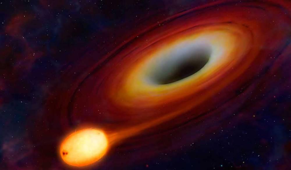 Điều gì sẽ xảy ra nếu bạn rơi vào một lỗ đen? Theo nhà vật lý thiên văn Sir Martin Rees, cơ thể bạn sẽ bị kéo dài ra không ngừng. Cuối cùng, đến vô tận, cơ thể của bạn sẽ bị nghiền nát thành các hạt hạ nguyên tử.