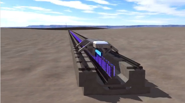 Hệ thống tàu chở khách sẽ bắt đầu được lắp đặt vào 2018 nếu như các đạo luật với chính phủ được thông qua.