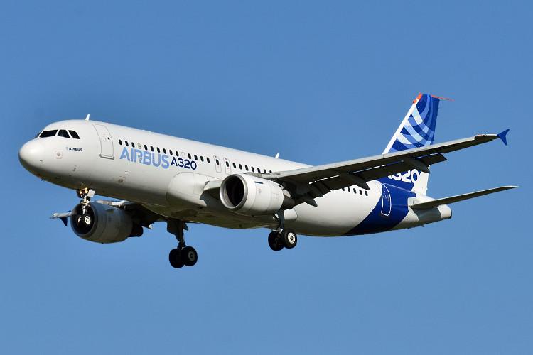Airbus A320 cần 1200 lít xăng để bay từ thành phố New York đến Washington DC (Mỹ) với chiều dài quãng đường là gần 350km.