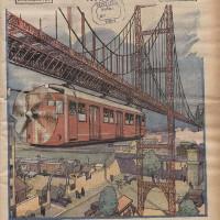 """Người của 100 năm trước dự đoán tương lai: vẽ vu vơ mà lại thành """"chuẩn"""""""