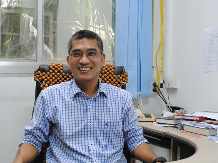 Giáo sư Nguyễn Văn Hiếu.