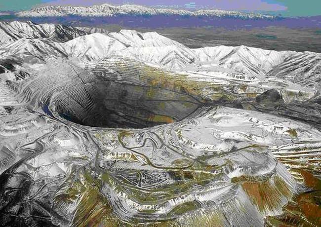 Mỏ Bingham - Utah
