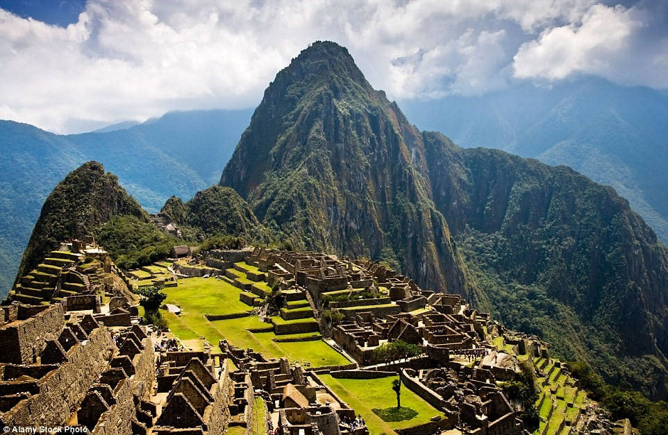 Machu Picchu, Machu Picchu, Peru