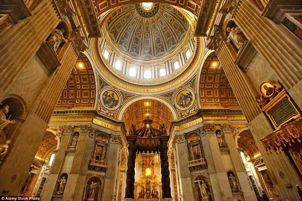 Nhà tờ St. Peter, Vatican