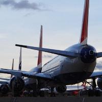"""Sân bay ma khổng lồ nơi """"chim sắt"""" ngủ quên"""