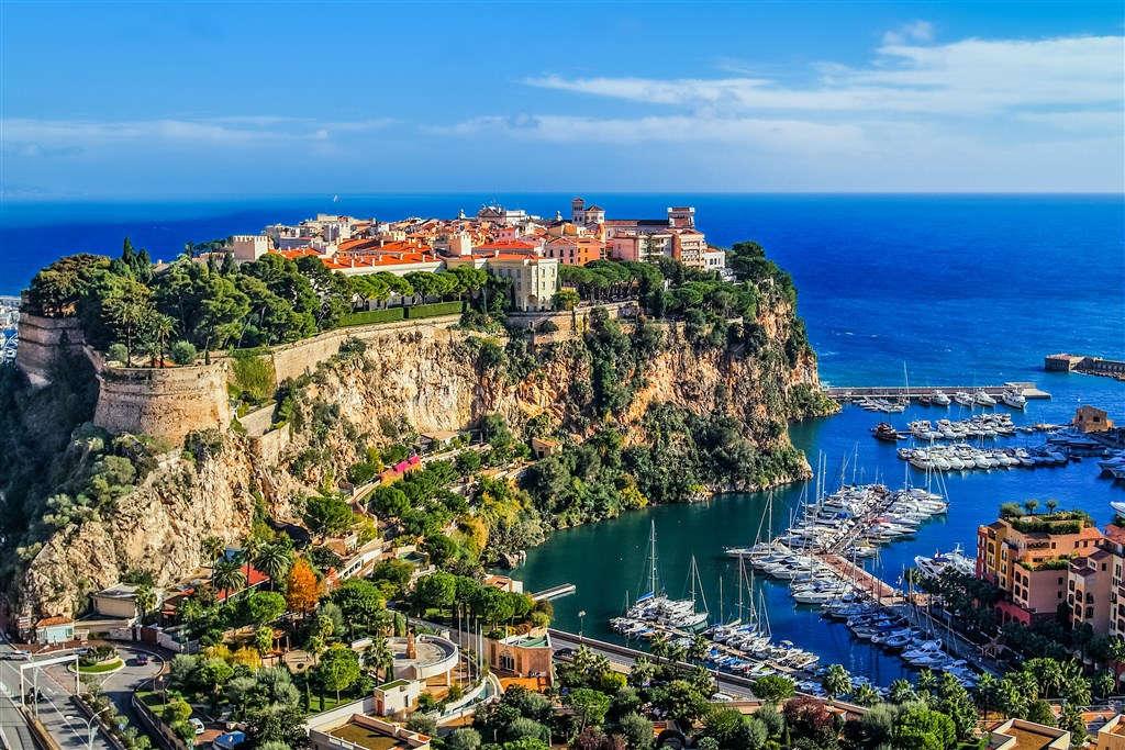 Thân vương quốc Monaco
