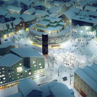 Thụy Điển tính dời cả thành phố vì nguy cơ sụt đất