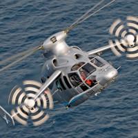 Trực thăng nhanh nhất thế giới sẽ bay 500km/h