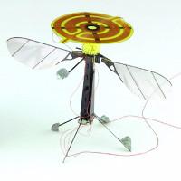 Robot do thám nhỏ nhất thế giới