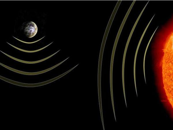 Chụp ảnh hành tinh bằng tiếng vọng