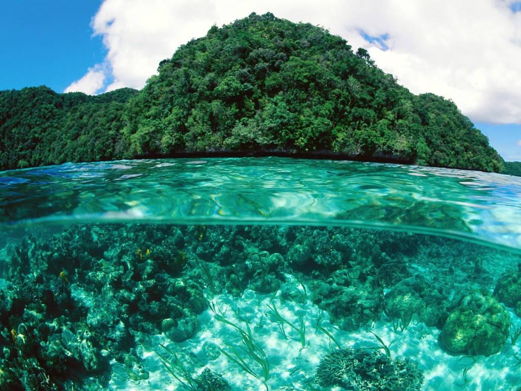 Quần đảo Rock, Palau