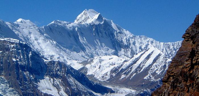 Annapurna I (chiều cao: 8.091m)