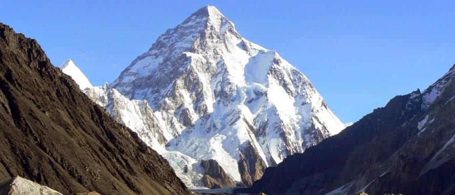 K2 (chiều cao: 8.600m)