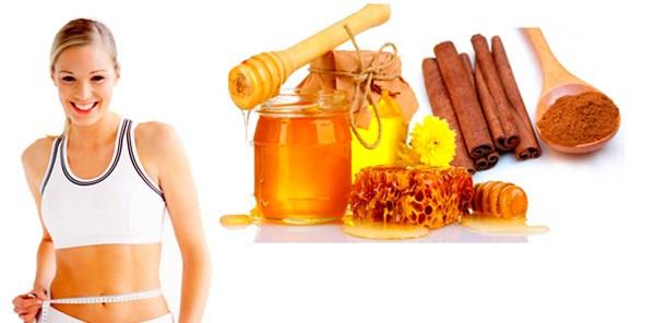 Mật ong giúp giảm cân hiệu quả