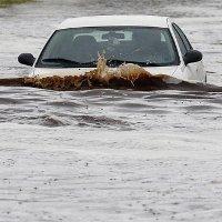 Kỹ thuật lái xe ô tô an toàn trên đường ngập nước