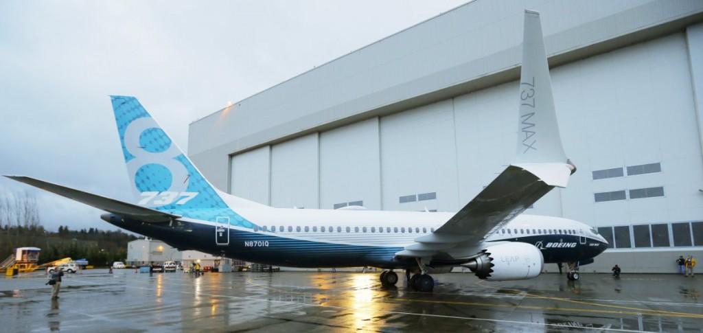 Phiên bản mới nhất của dòng 737 sẽ cạnh tranh với A320neo mới của hãng Airbus