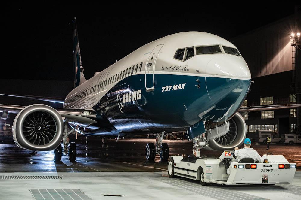 Gã khổng lồ trong ngành công nghiệp máy bay của Mỹ chọn loại quạt có đường kính 173 cm cho dòng sản phẩm này