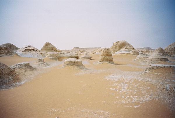 Sa mạc Farafra, Ai Cập