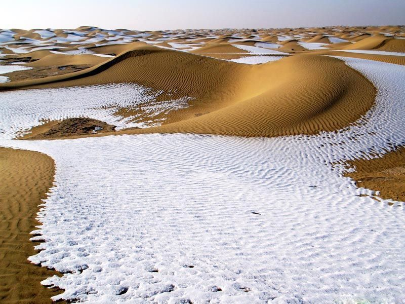 Sa mạc Taklamakan, Trung Á