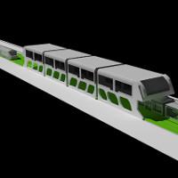 Ý tưởng do người Trung Quốc mới nghĩ sẽ là lời giải cho bài toán giao thông trong tương lai