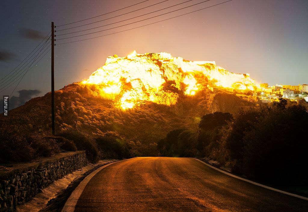 Một trận bão lửa đang ập đến chăng?