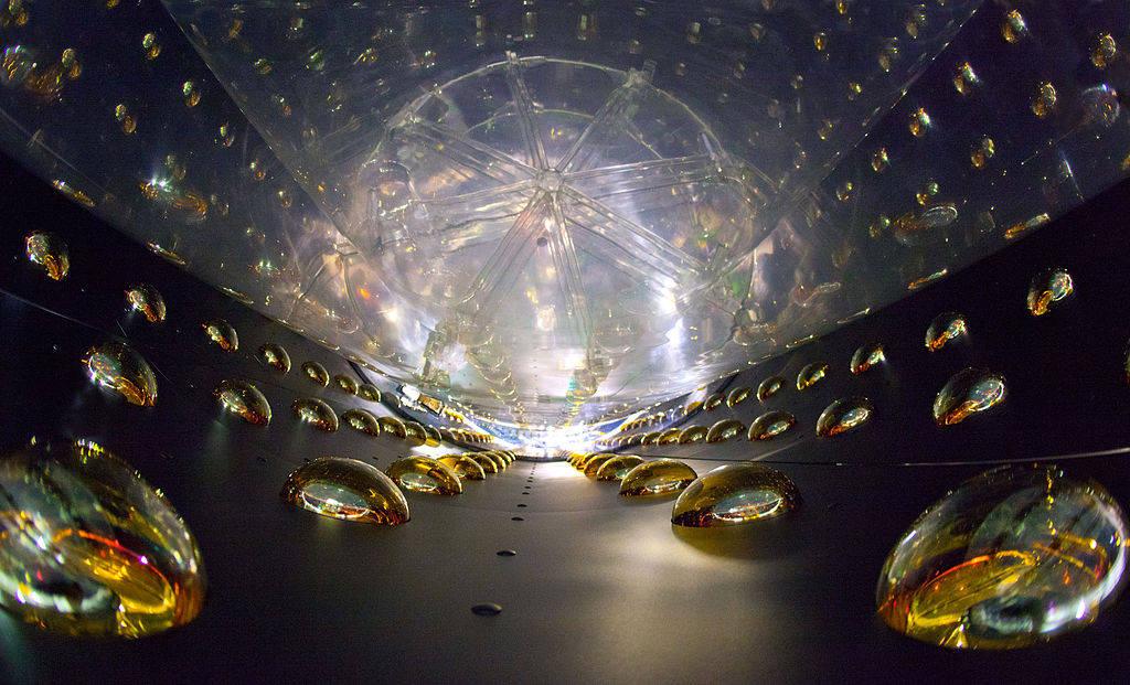 Super-Kamiokande (Super K) phát hiện các dạng neutrino