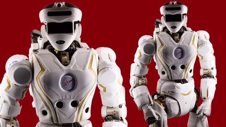 """Valkyrie: Robot được NASA phát triển nhằm """"dọn đường"""" cho con người tương lai tới sao Hỏa"""