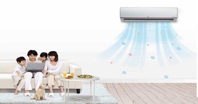 Sử dụng điều hòa tiết kiệm điện