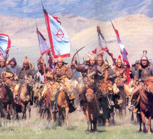 Quân Mông Cổ đột ngột rút khỏi Hungary năm 1242.