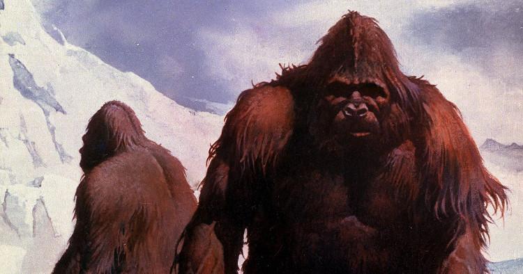 Sự tồn tại của người tuyết (Yeti) chưa được chứng thực.