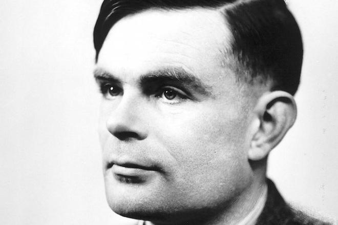 Chân dung nhà toán học Alan Turing